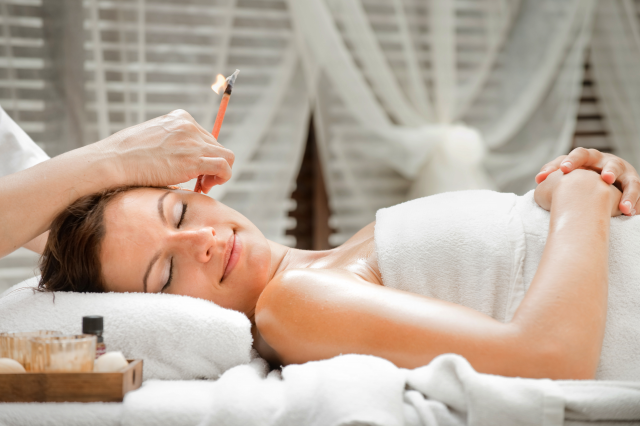 Ear candling, what is it?